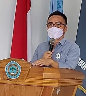 Senator SBANL Bekali Wawasan Kebangsaan, Kuliah Umum di Kampus ITM Tomohon